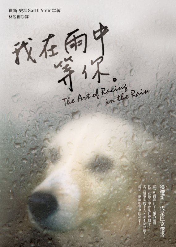 the demons in the art of racing in the rain a novel by garth stein The 2008 tearjerker novel the art of racing in the rain by garth stein has been a huge success, spending over three years on the new york times bestseller list one of its most endearing qualities is that it is told from the perspective of a dog the dog, a lab mix named enzo, observes his master, denny swift, who is a mechanic and race car.