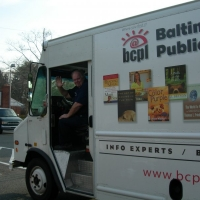 ARR on the Book Van 2