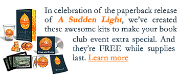 A Sudden Light Book Club Kit