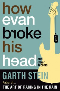 How Evan Broke His Head and Other Secrets 4132 x 650 pixels (53k)