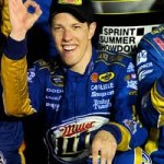 Racing in the Rain with Brad Keselowski