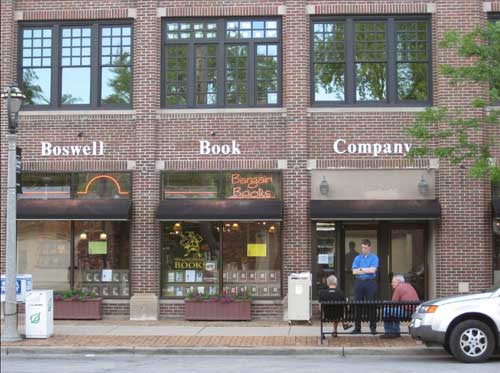 Milwaukee, WI @ Boswell Book Co. | Milwaukee | Wisconsin | United States
