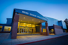 Bend, OR @ Bend Senior High School | Bend | Oregon | United States