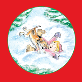 Enzo and the Christmas Tree Hunt, by Garth Stein