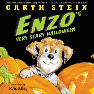 Enzo's Very Scary Halloween!