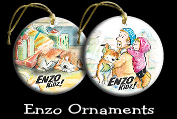 Enzo Ornaments