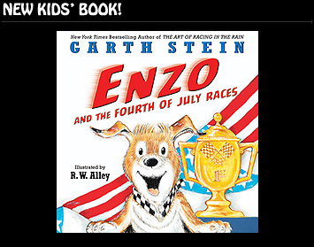 Enzo  and the Fourth of July Races