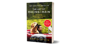 Art of Racing in the Rain Movie Edition