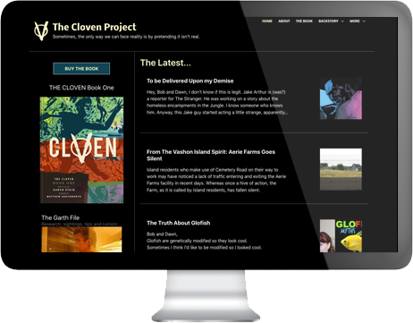 TheClovenProject.com