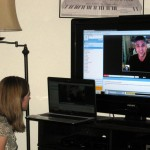 Skype with Garth Stein, New York Times bestselling author of A Sudden Light